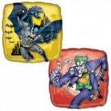 """18"""" Batman och Joker 45 cm"""