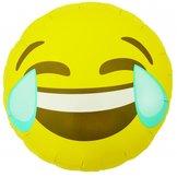 """18"""" Emoji Laughing Crying 46 cm"""