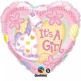 """18"""" It´s A Girl Soft Ponny"""