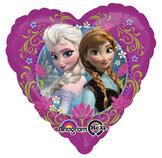 "18"" Frost Anna & Elsa 45 cm"